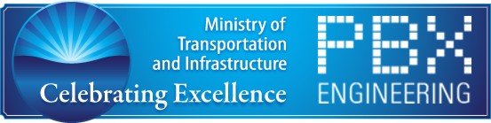 2013/14 MoTI Deputy Minister's Consulting Engineers Award – Specialized Engineering Services (Regional Fibre Optic Integration Project)