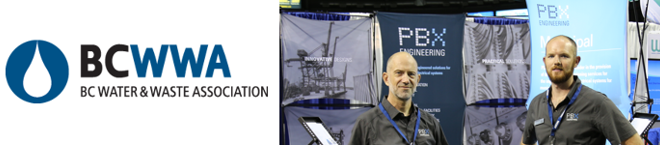 PBX Engineering Attends 2015 BCWWA Conference and Tradeshow